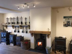 Iron and Wood Banbury Showroom
