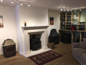 Iron and Wood Kidlington Showroom