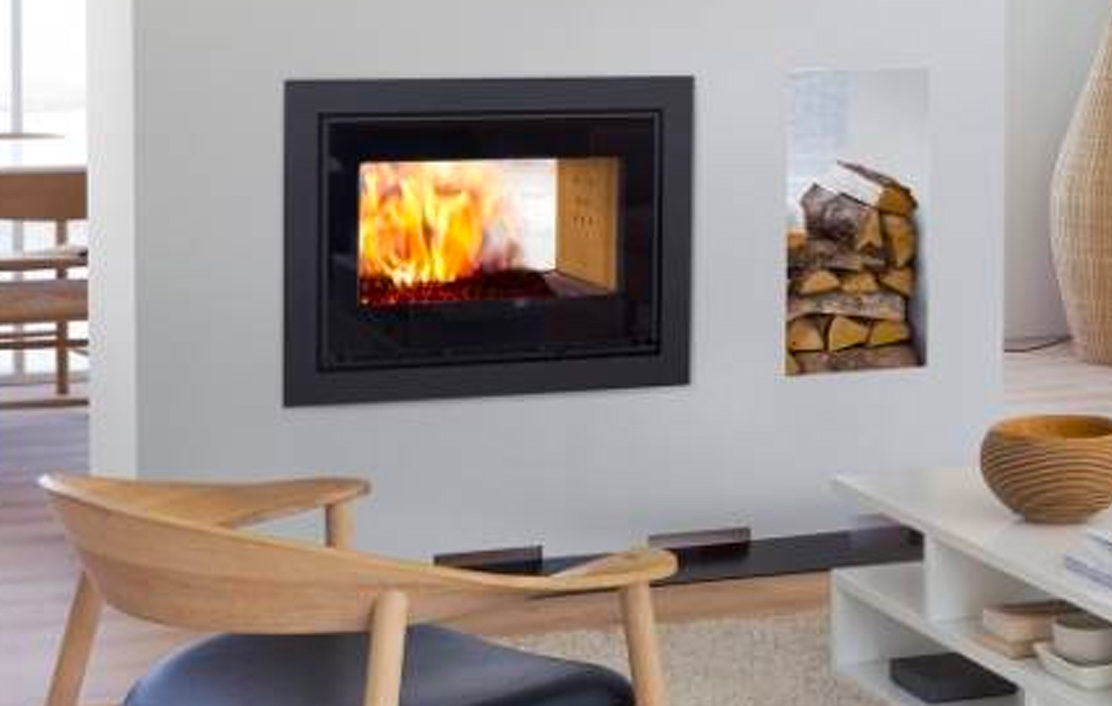Scan Double Sided Stove