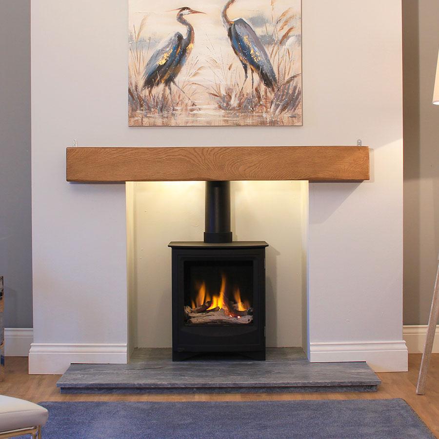 Oak Beams Amp Fireplaces Iron And Wood